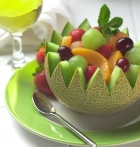 למרות שהפירות מכילים יותר קלוריות מירקות, יש להם חשיבות רבה בתזונה