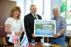 יש תכניות לשיתוף פעולה חינוכי עם בתי ספר בפולין. צילום: שירי לוי