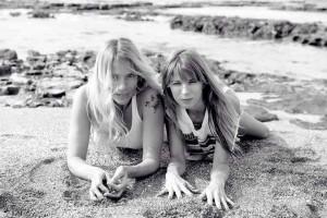 החצי השני. האחיות פרי. אלבום פרטי