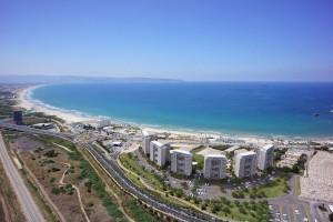 חברת מנרב בע''מ- פרויקט המגורים מנרב על הים בעכו.