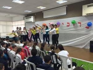 התלמידים הערבים והיהודים רקמו קשרים, למדו זה על זה ושיחקו יחד. צילום: דוברות העירייה