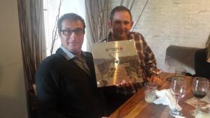 ירון וינוקור ואיציק ברסלב  קרדיט צילום: Geek pr יחסי ציבור