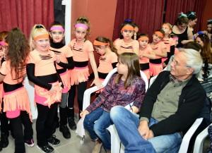 המשחק הוכן על ידי מערכת החינוך בעיריית חיפה בשיתוף עם דן חמיצר. צילום: צבי רוגר