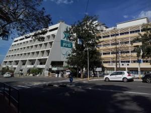 המרכז הרפואי בני ציון. צילום- טניה ידוב