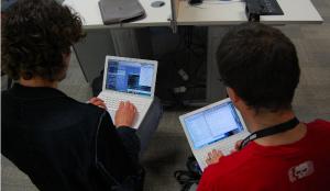 אליפות הסייבר היא תכנית ייחודית אשר במסגרתה התלמידים לומדים באמצעות משחק את יסודות הסייבר. צילום: אילוסטרציה