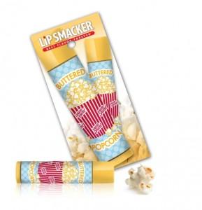 שפתוני ליפסמקר בטעמי פופקורן חמאה צילום יחצ