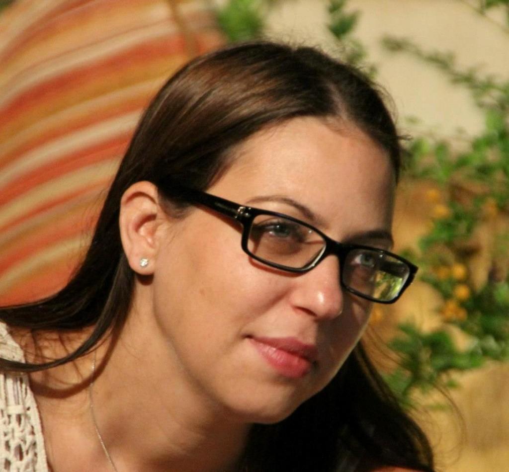 ציפי ברקוביף מנהלת השיווק של קניון עזריאלי קרית אתא בהשקה ייחודית ומאתגרת במיוחד צילום פייסבוק