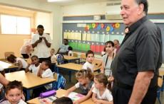 """לראשונה ייפתח השנה בית ספר אנתרופוסופי, במבנה בית הספר """"עליה"""" שבשכונת בת גלים. צילום: עיריית חיפה"""