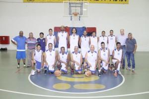 שחקני הקבוצה המנצחת מטירת כרמל