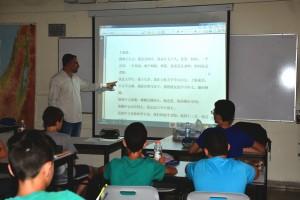 עיצוב גרפי ממוחשב, יזמות עסקית ולימוד השפה המנדרינית, והכל במסלול אחד. צילום: דוברות עיריית חיפה