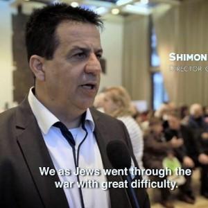 """שמעון סבג, מנכ""""ל העמותה ציין כי החל משעות הבוקר זרמו מאות טלפונים של אזרחים שהציעו סיוע ואף הגיעו לעמותה לעזור"""