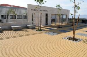 """בית ספר """"גבעת רם"""". """"אנו רואים בחינוך כגורם העיקרי המחולל שינוי באיכות החיים בעיר"""". צילום: עיריית קרית אתא"""