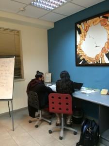 מרכז הלמידה. במסגרת מרכז הלמידה החדש, ילמדו צעירי העיר טירת כרמל כיצד להתכונן למבחני הפסיכומטרי והמכינות וגם ללימודים כסטודנטים שנה א' באוניברסיטאות