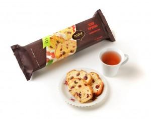 עוגת חמוציות אחוה צילום: יעל האן