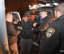 המעצרים הנרחבים שבוצעו הלילה על ידי שוטרי מחוז חוף. צילום: דוברות מחוז חוף