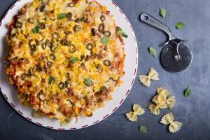 פסטה פיצה