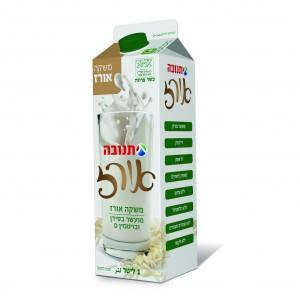חדשנות נוספת בקטגוריית משקאות תחליפי החלב צילום- סטודיו ברוך נאה