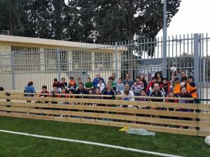המשפחות במהלך התוכנית. בשלב הראשון של התוכנית, מתבצעת פעילות משותפת להורים ולחניכים בחוגי הכדורגל, כדורסל, קרטה, אקרובטיקה ומחול
