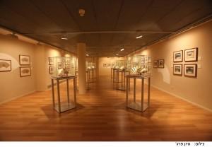 מוזיאון טיקוטין לאמנות יפנית חיפה צילום סיון פרג'