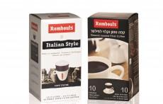 רומבוטס, קפה פילטר איטלקי כשר לפסח (צילום יחצ חול)