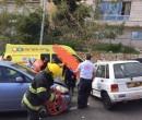 לא ברור עדיין מצב פצועים אחרים בזירת התאונה. צילום: דוברות כיבוי חוף