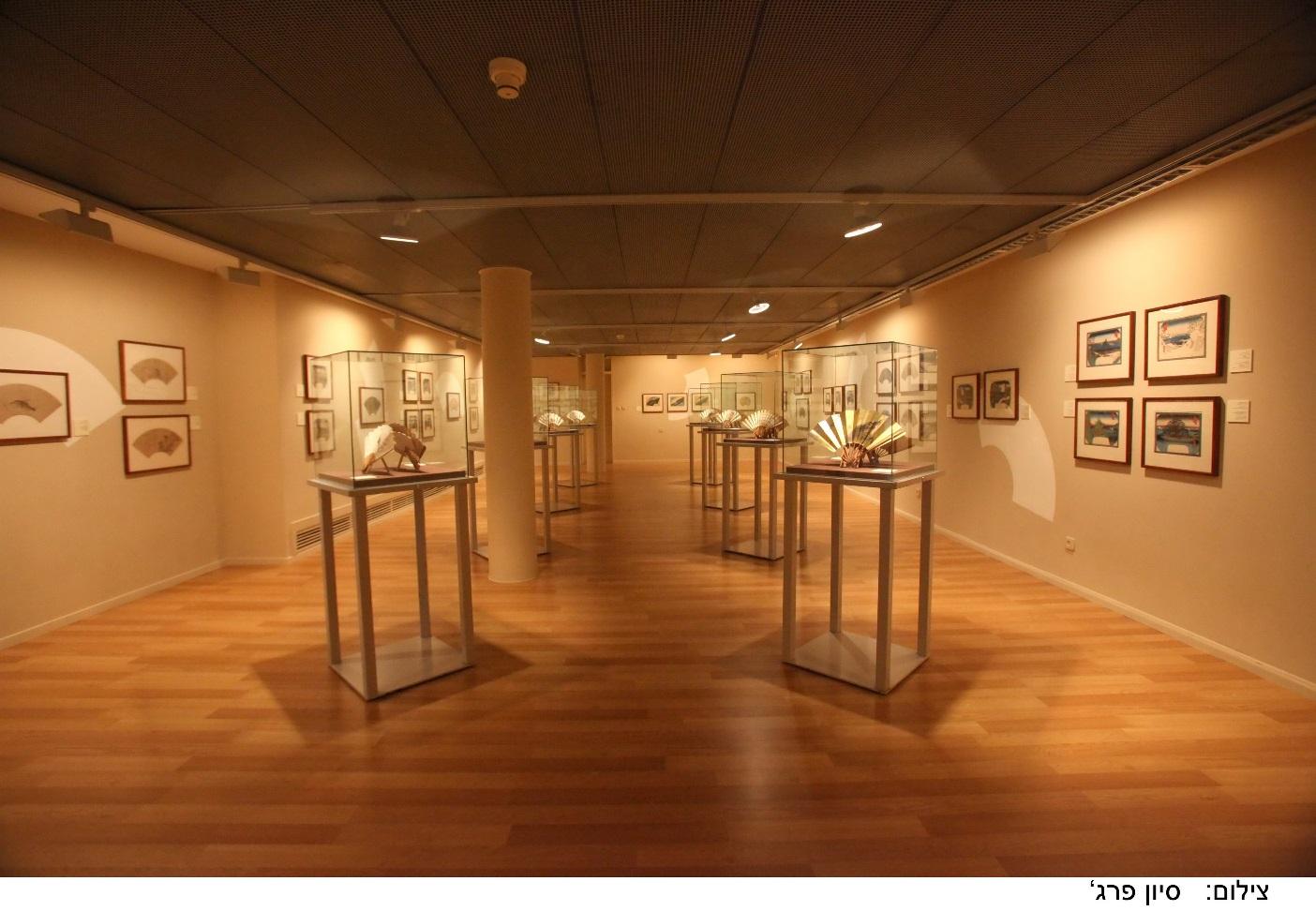מוזיאון טיקוטין לאמנות יפנית חיפה. צילום: סיון פרג'