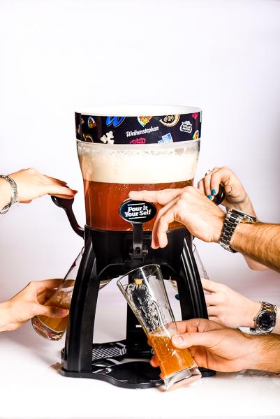 אי אפשר בלי בירה. תמונה: גליה אבירם
