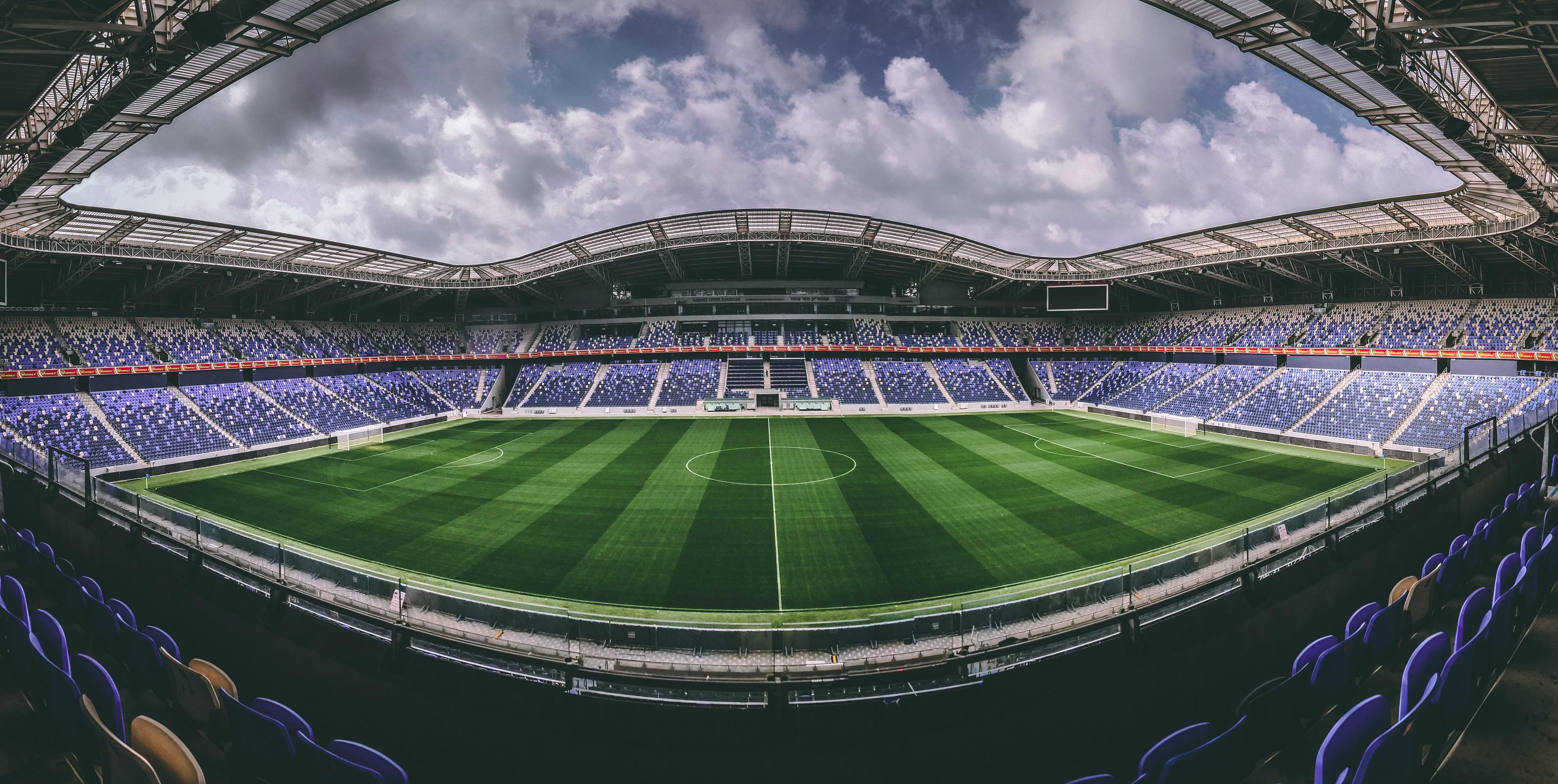 אצטדיון סמי עופר חיפה. צילום: אלדד אלוני