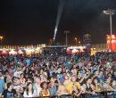 """פסטיבל עיר הבירה של גולדסטאר בחיפה. צילום"""" ליאור גולסאד"""