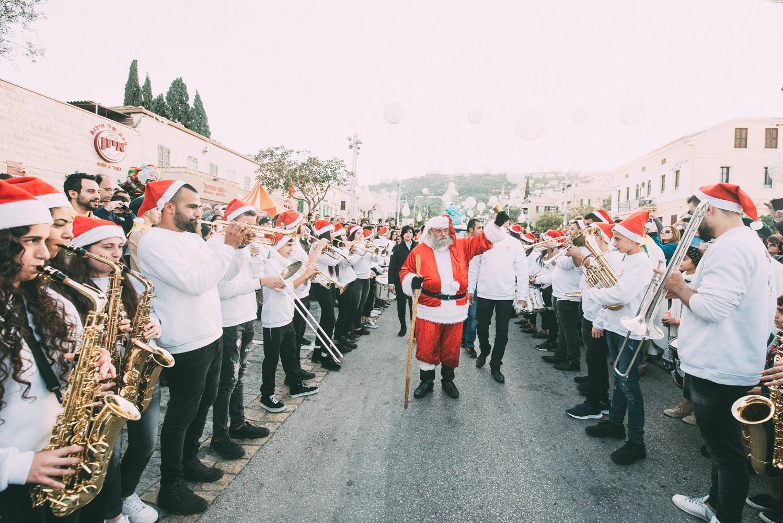 החג של החגים בחיפה. תמונה: מור אלנקוה