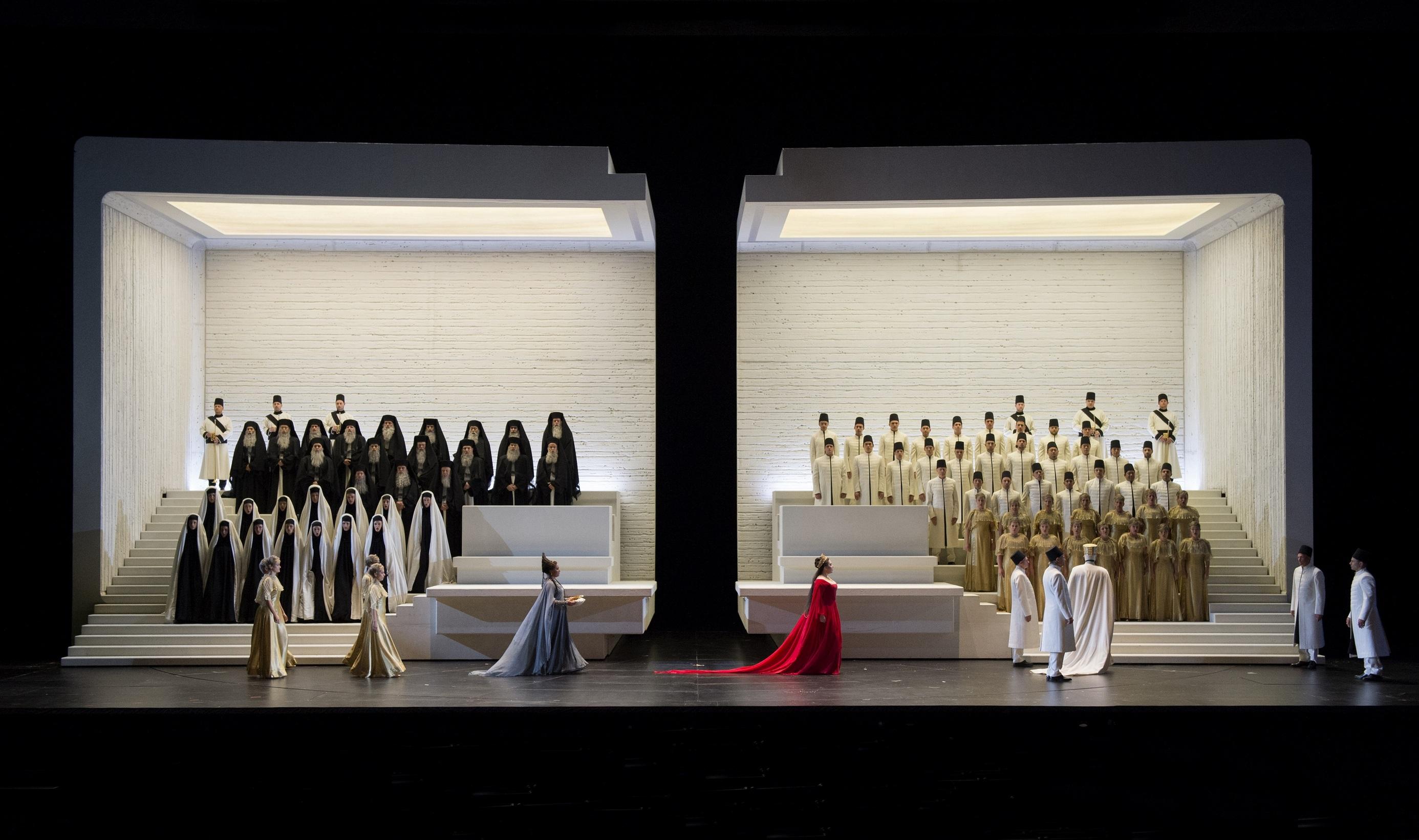ביצוע הגדולים והטובים שבמוסיקאי האופרה הפועלים היום. תמונה: יחסי ציבור