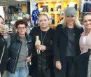 סיגל אשרף, שרית שי, מרינה לויש, ילנה שפילוב מעצבת הבובות ורינה דהן. תמונה: יחסי ציבור