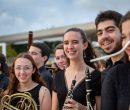 הפילהרמונית הישראלית הצעירה. צילום יעל אילן