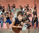 אפי זוסמן - The One woman band. תמונה: אלבום פרטי