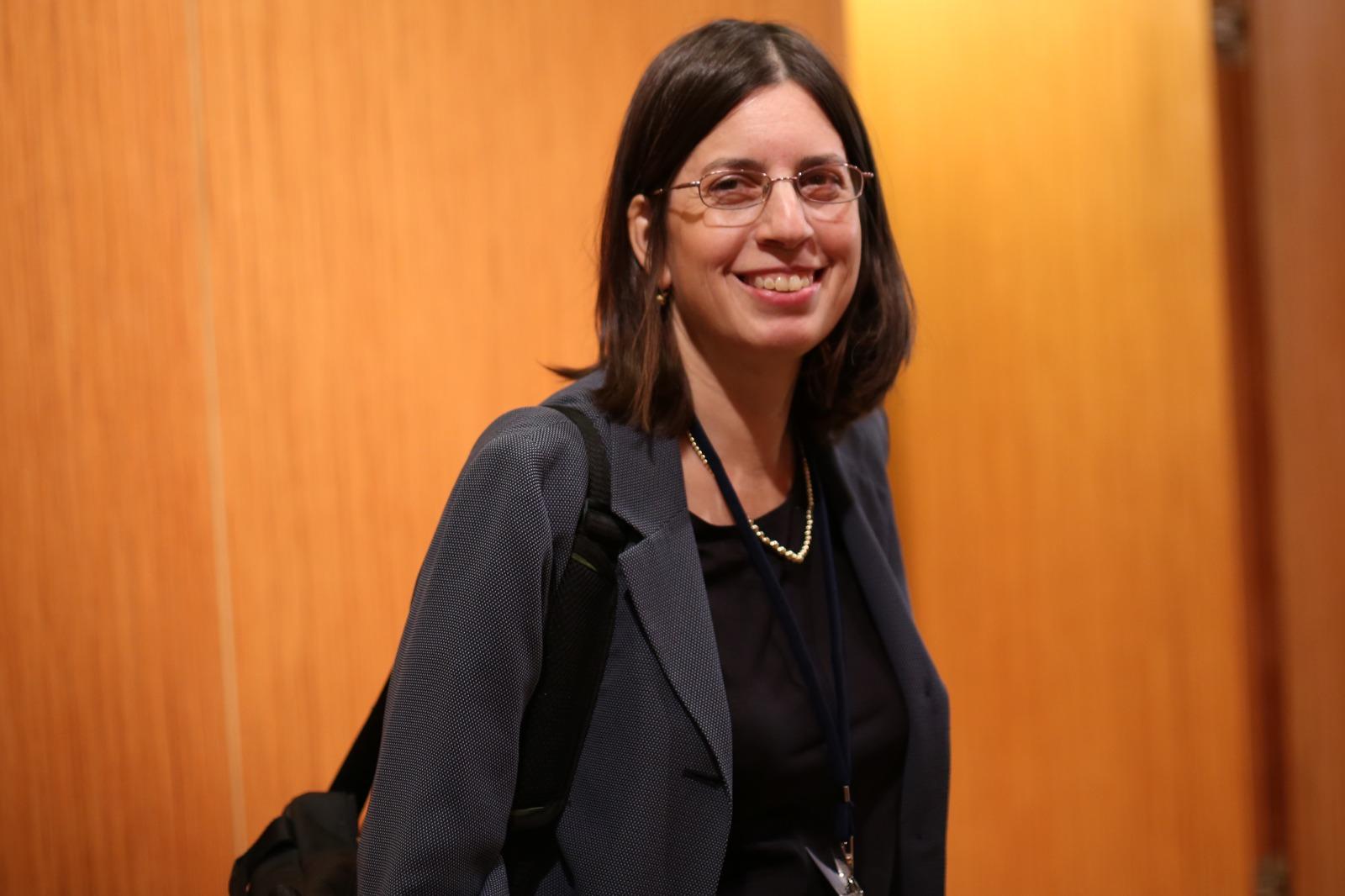"""ד""""ר עידית מנוסביץ. תמונה: באדיבות המכללה האקדמית כנרת"""